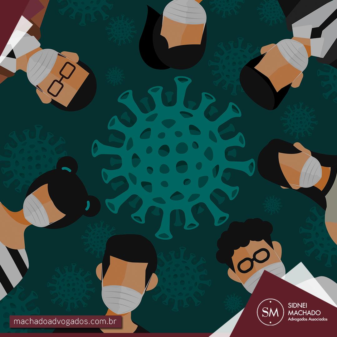 O coronavírus e os trabalhadores